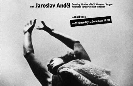 Jaroslav Andel – FILM IS NOT WHAT IT USED TO BE