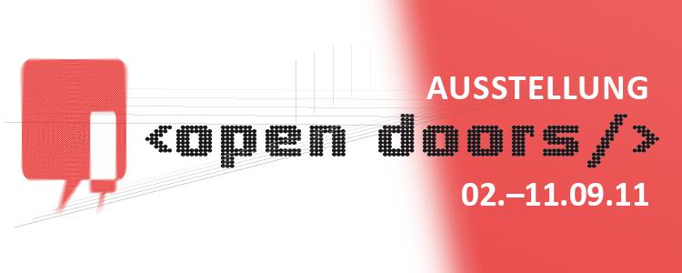 Open Doors – ein Interaktives Kunstprojekt im Stadtraum Karlsruhes
