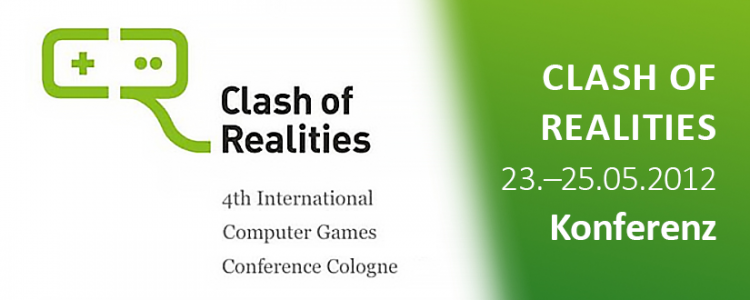 Clash of Realities – Internationel Computer Game Conference Cologne