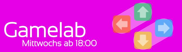 Start GameLab !!!