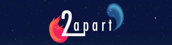 2 apart