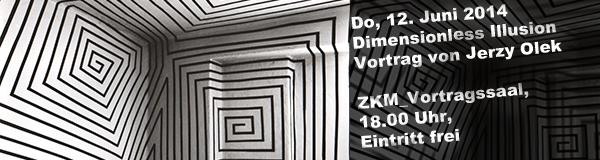 Dimensionless Illusion – Jerzy Olek