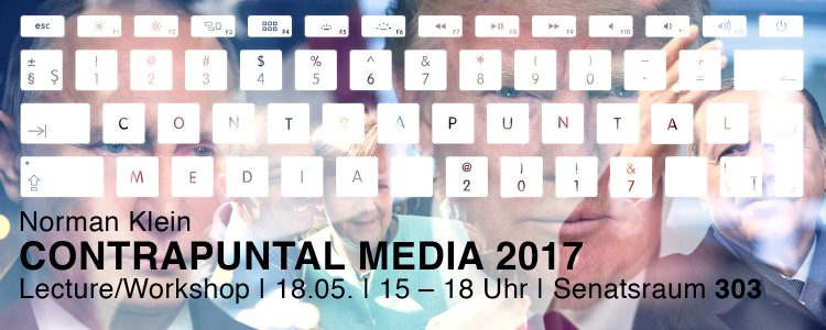 Norman Klein – Contrapuntal Media 2017