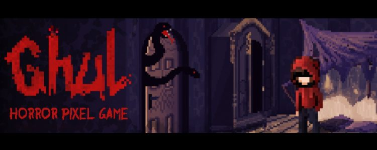 GHUL – Horror Pixel Game