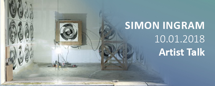 Simon Ingram – Artist Talk