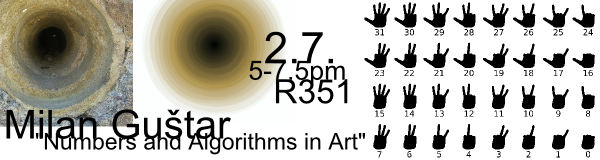 Numbers and Algorithms in Art