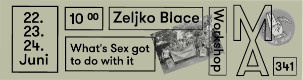 What's Sex got to do with it? – Zeljko Blace
